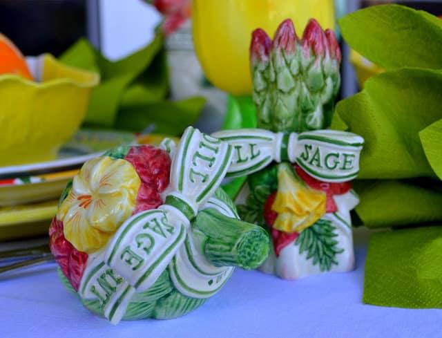 WorthingCourt.blogspot.com: Easter Tablescape
