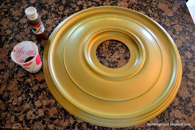 How to make a convex mirror via Worthing Court blog