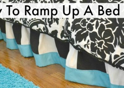 An Easy Way to Ramp Up Your Bed Skirt