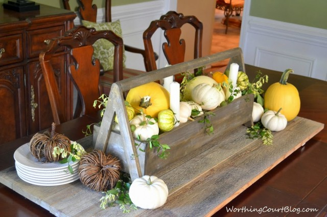 Fall Home Tour :: WorthingCourtBlog.com