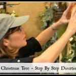 How to Decorate a Christmas Tree – Designer's Step-By-Step Directions