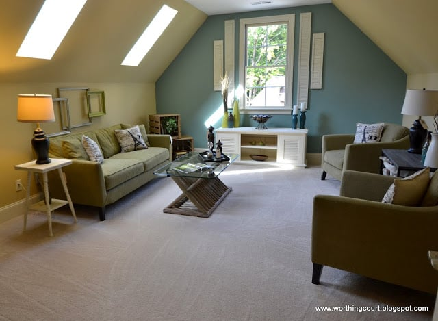 Bonus Room via Worthing Court blog