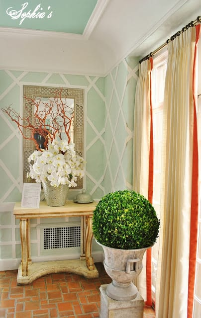 Traditional Home magazine showhouse