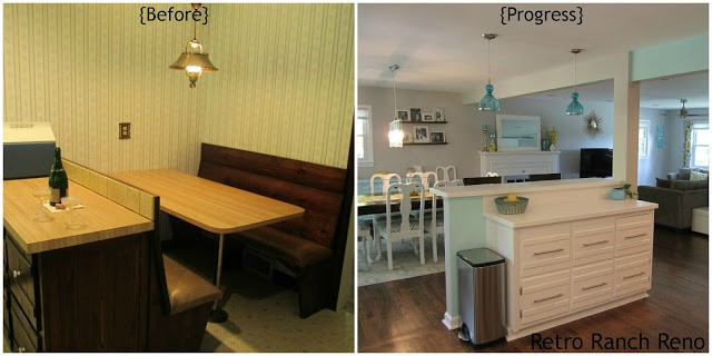 Kitchen Before & After 2 - w. text