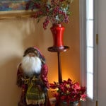 Christmas Vignettes Around the House