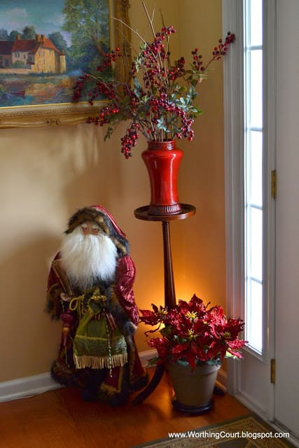 Christmas Vignettes Around the House - Worthing Court