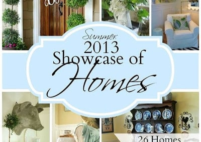 Summer 2013 Showcase of Homes: It's My Turn!