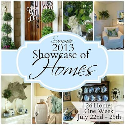 Summer 2013 Showcase of Homes: It's My Turn!