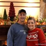 Christmas at Angela and Kevin's