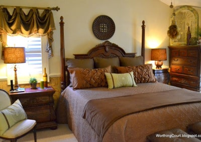 Angela and Kevin's Master Suite