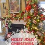 Holly Jolly Christmas Tree