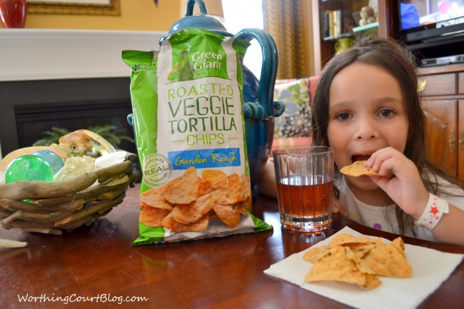 Green Giant Veggie Snacks1