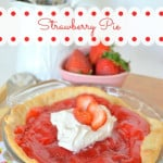 Recipe for Easy Strawberry Pie