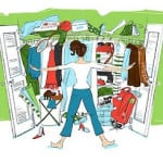 How to: Make the Most Out of Your Small Closet