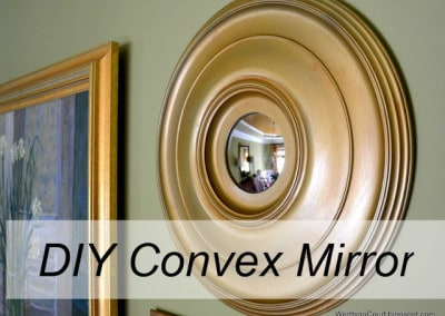 How to Make a Convex Mirror