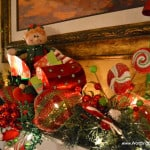 My Christmas Mantel