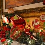 My Christmas Mantel