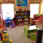 House Tour – The Playroom