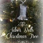 Silver Bells Christmas Tree