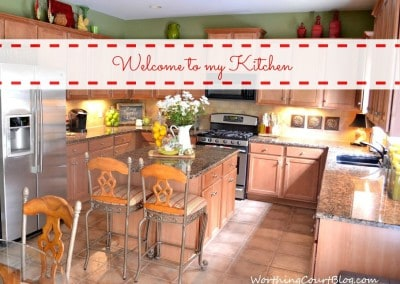 All About the Details Kitchen Tour
