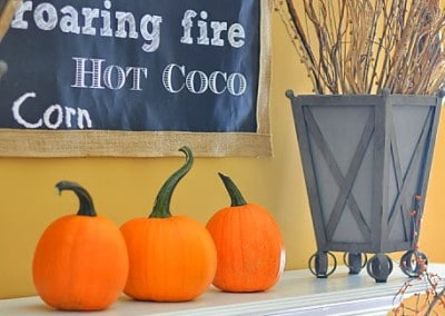 All Things Home Fall Home Tour And A Huge Giveaway
