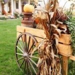 Farmhouse Inspired Fall Decor