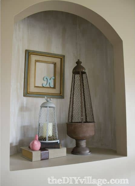 House Tour: House Snooping at The DIY Village   Worthing Court