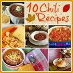 10 Chili Recipes