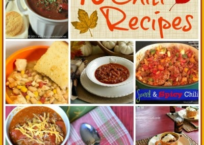 10 Chili Recipes