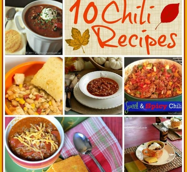 Worthing Court: 10 Chili Recipes