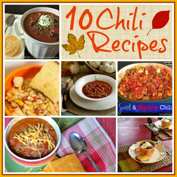 Worthing Court: 10 Chili Recipes