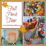 Fall Porch Tour