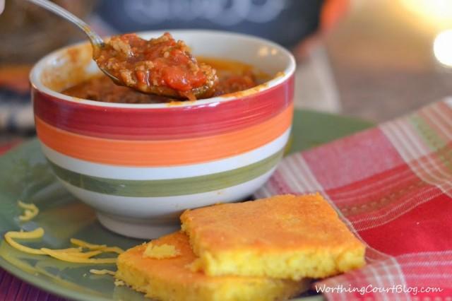 30 Minute Chili Recipe