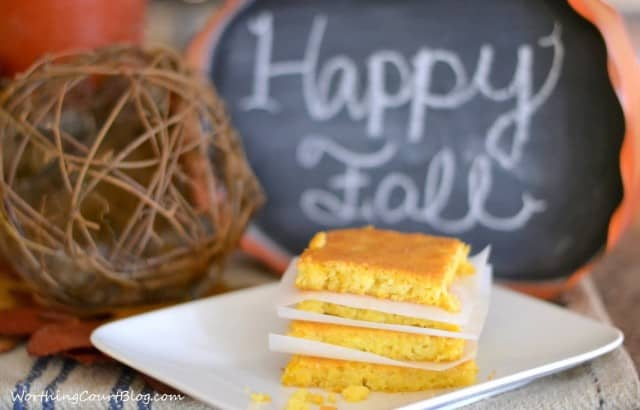 Worthing Court: Delicious Slightly Sweet and Moist Cornbread Recipe