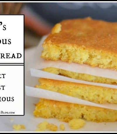 Worthing Court: Lib's Famous Cornbread