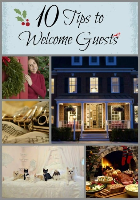 Worthing Court: 10 Tips to Make Guests Feel Welcome