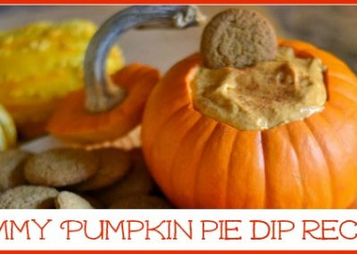 Recipe: Pumpkin Pie Dip
