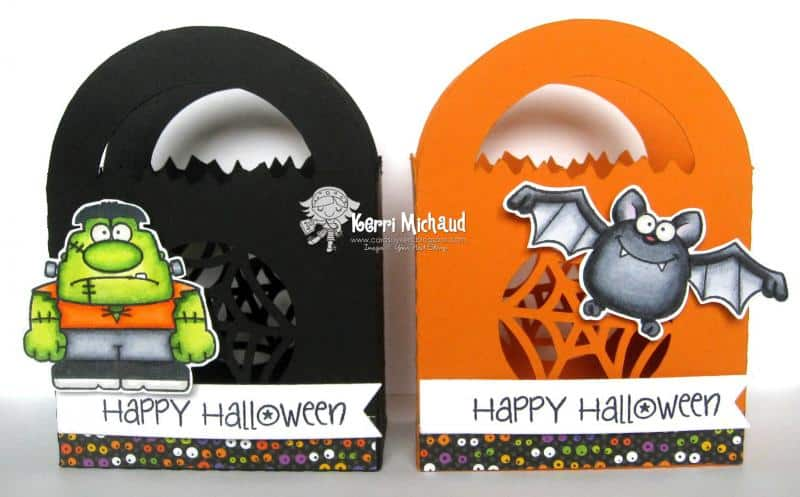 Adorable Halloween Treat Bags
