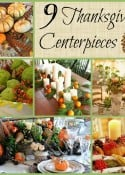 Worthing Court: 9 Thanksgiving Centerpieces