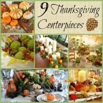 9 Thanksgiving Centerpieces Using Natural Elements
