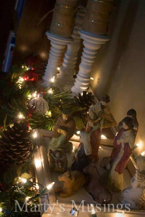 Marty's Musings: Christmas decor
