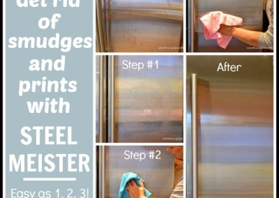 Clean It Up With Steel Meister!
