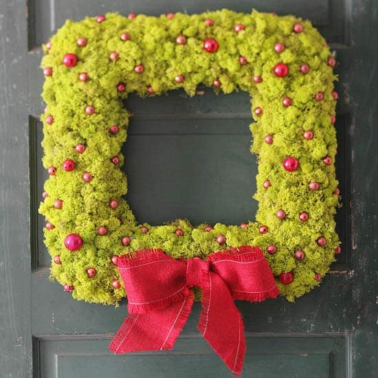 Worthing Court: Unique Christmas Wreath Roundup
