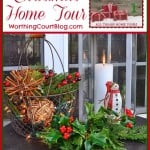 Worthing Court Christmas Home Tour