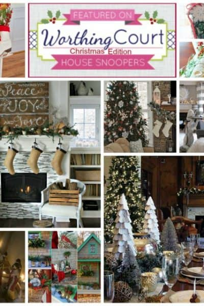 Christmas Memories from Favorite Blogger Homes
