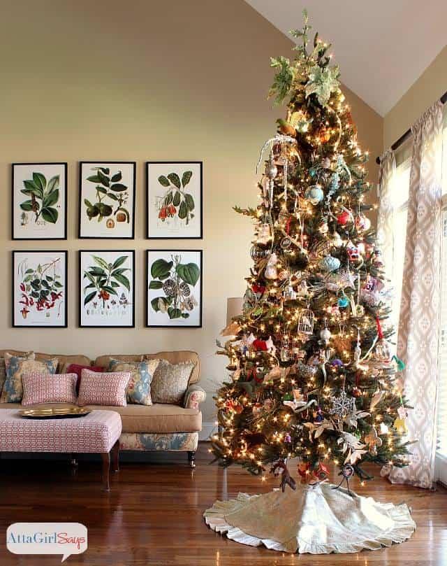 Christmas memories from favorite blogger homes