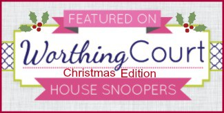Worthing Court:  House Snooper series.  Tour a different home every week.