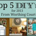 Top 5 DIY Tutorials of 2013