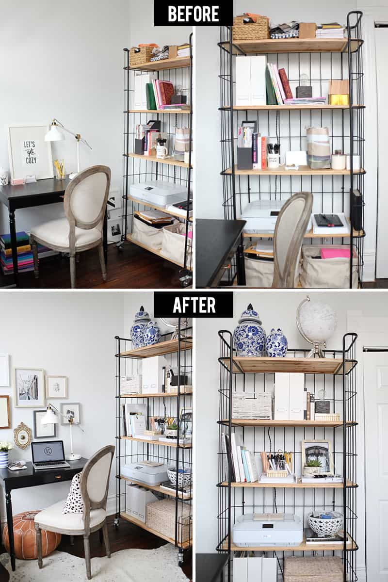 """Loads of tips for budget decorating. If you don't do anything else, by all means - declutter. It's easy to get used to living with the clutter that accumulates as we live our everyday lives. We get to where we really don't """"see"""" it anymore, but before you know it, you can start feeling closed in, unsettled and dissatisfied."""