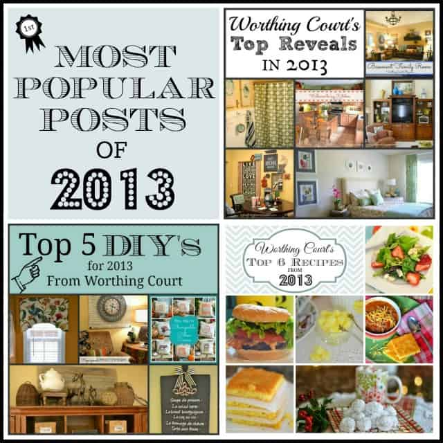 Worthing Court's Most Popular Posts from 2013